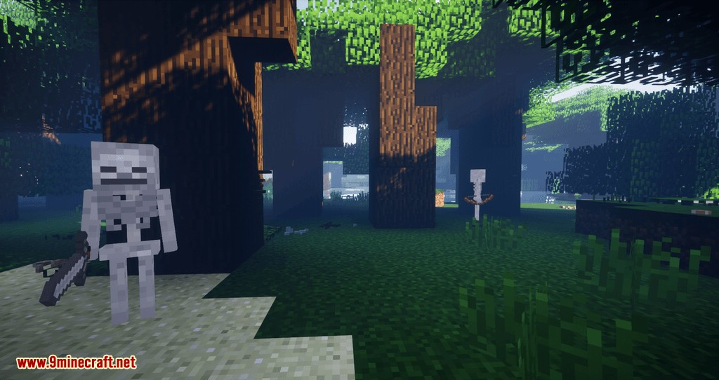 Project Vibrant Journeys mod for minecraft 10