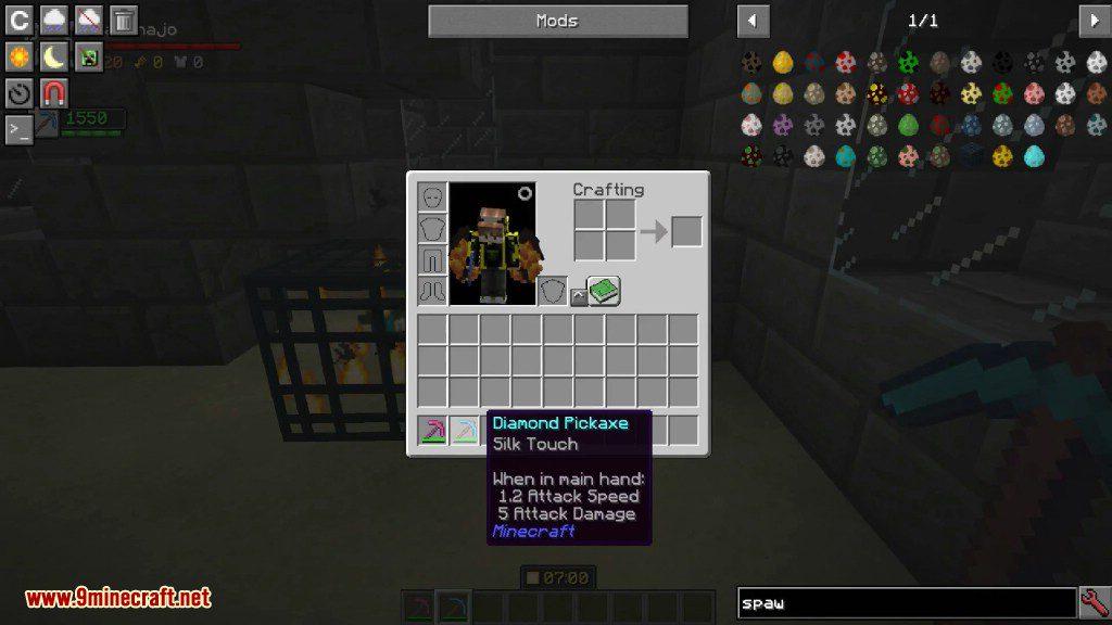 Q Silk Spawners Mod Screenshots 2
