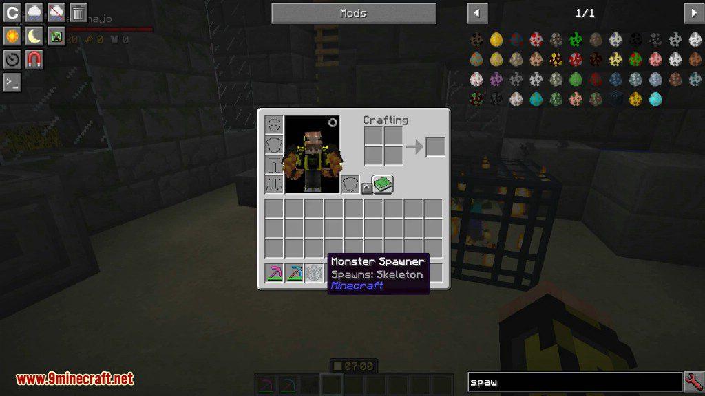 Q Silk Spawners Mod Screenshots 5