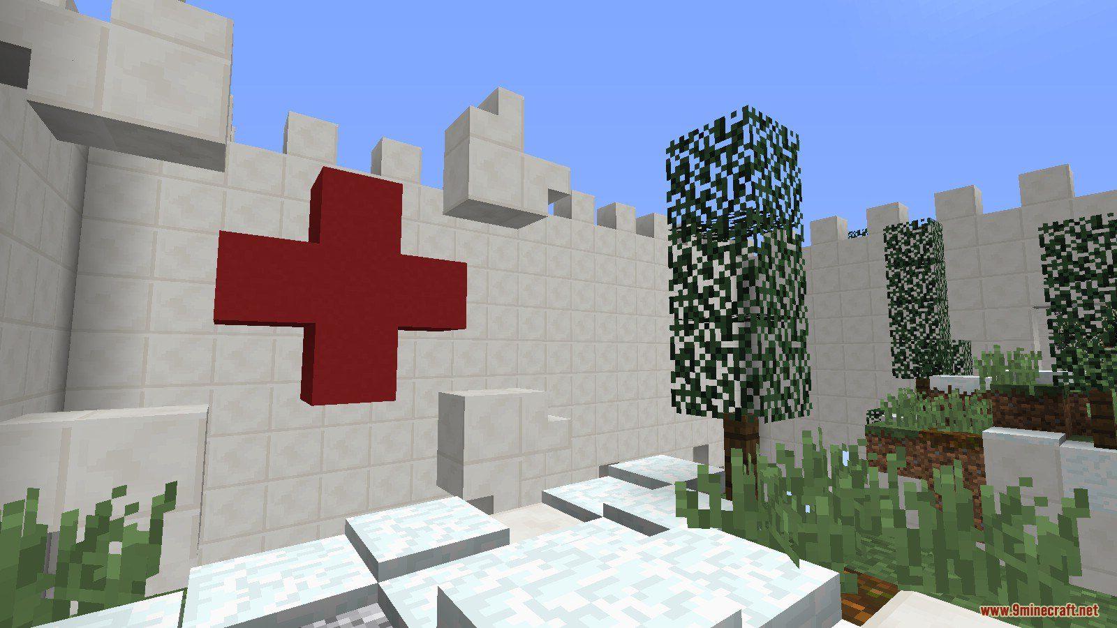 Raycast Parkour Map Screenshots (2)