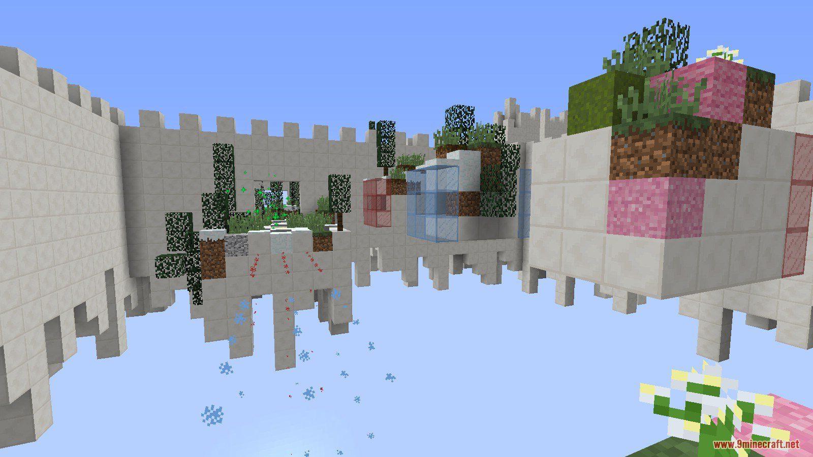 Raycast Parkour Map Screenshots (6)