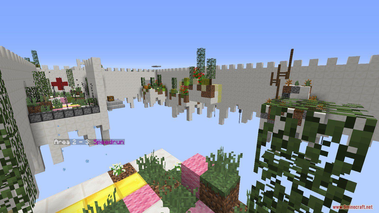 Raycast Parkour Map Screenshots (7)