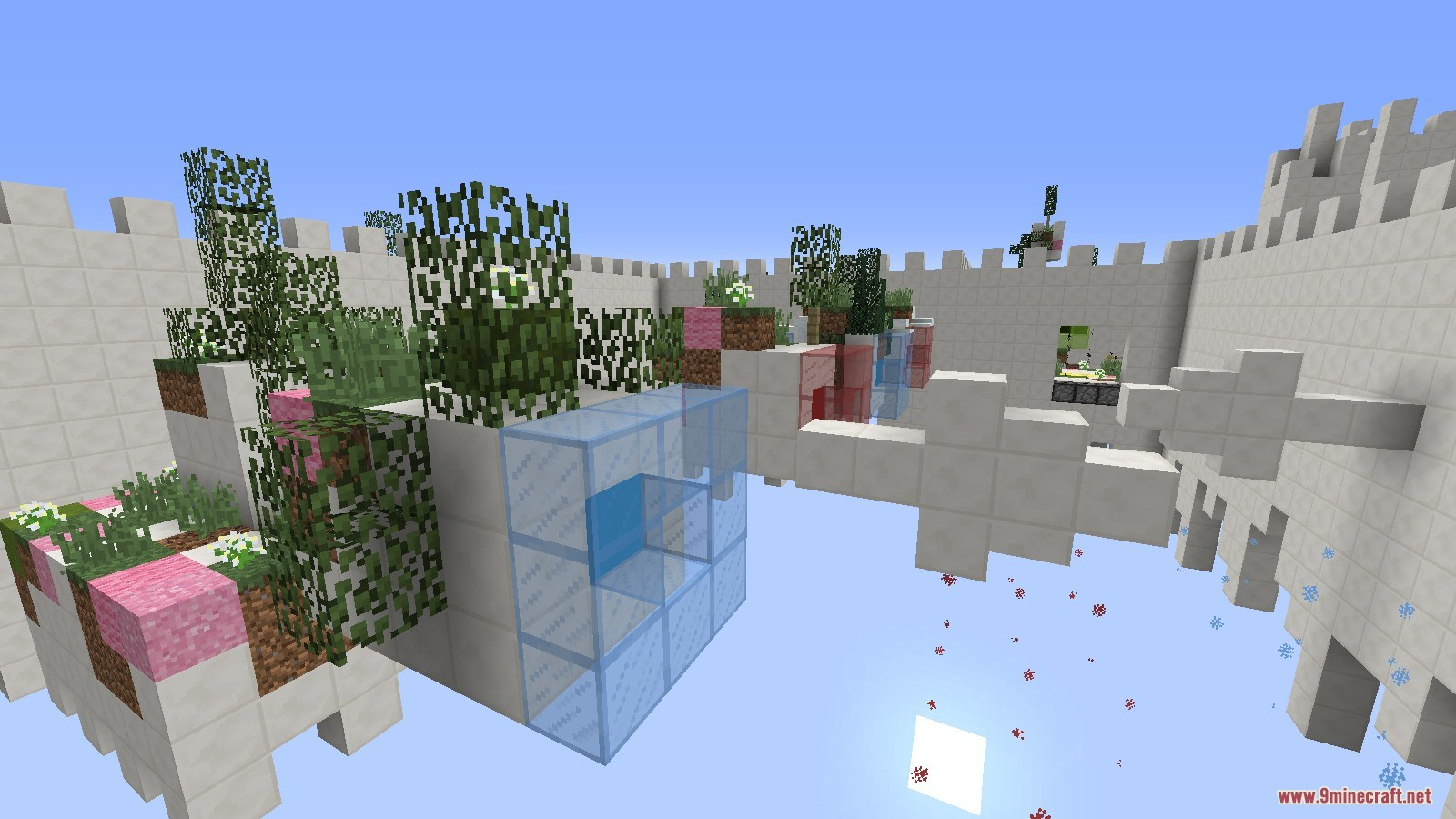 Raycast Parkour Map Screenshots (8)