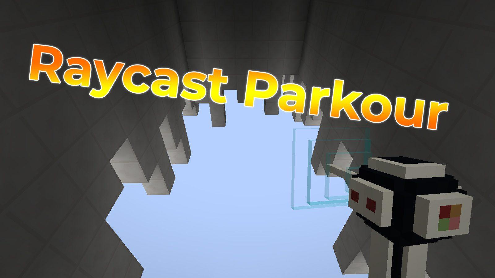 Raycast Parkour Map Thumbnail