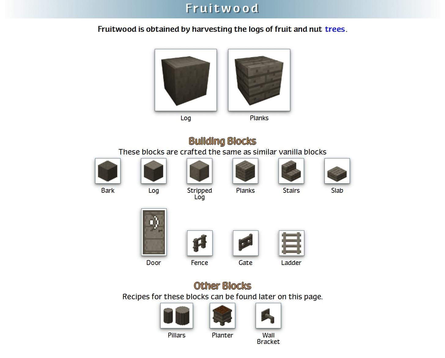 RealWorld Mod Crafting Recipes 10