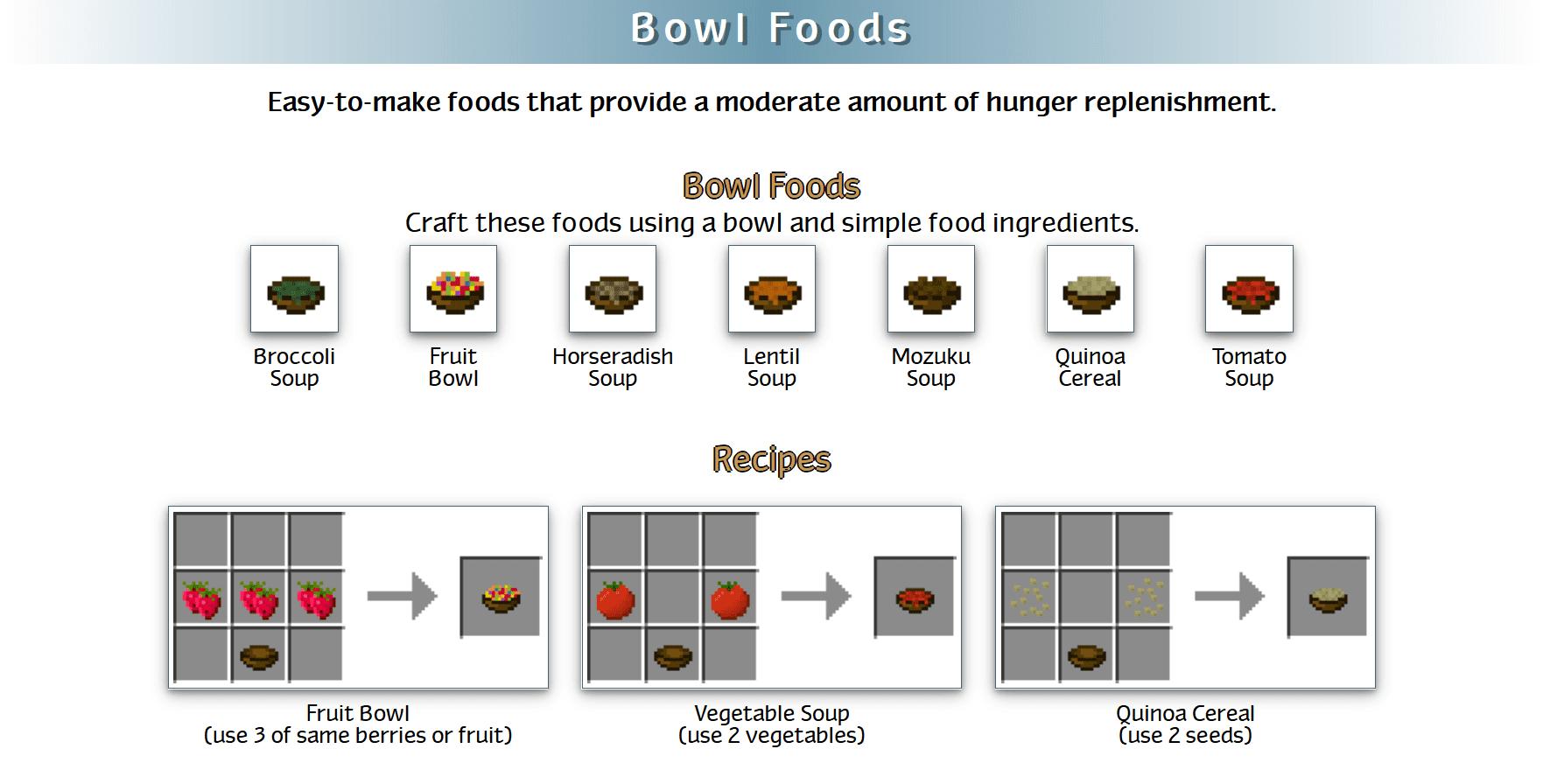 RealWorld Mod Crafting Recipes 106