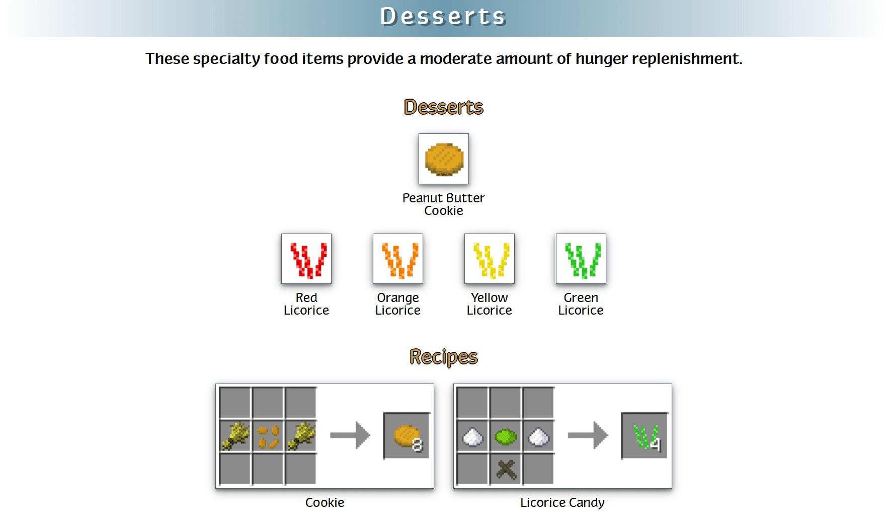 RealWorld Mod Crafting Recipes 108