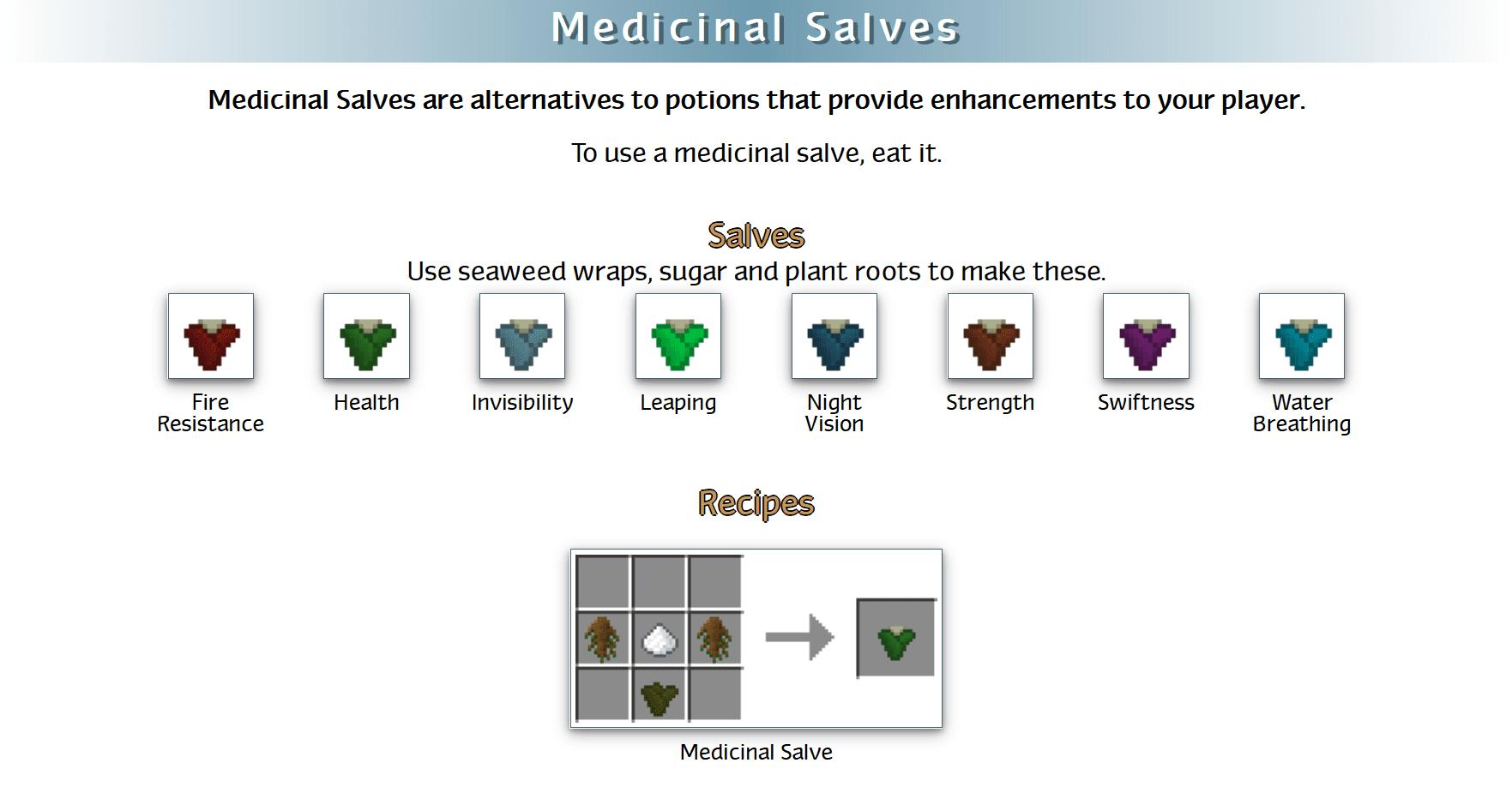 RealWorld Mod Crafting Recipes 110
