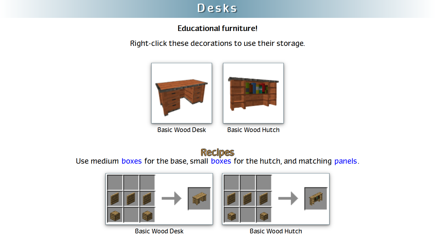 RealWorld Mod Crafting Recipes 33