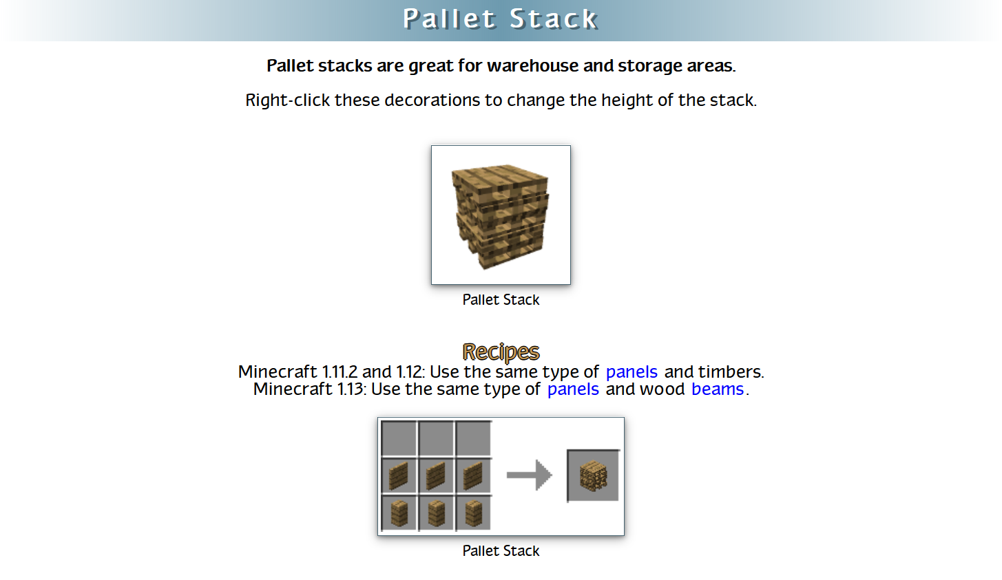 RealWorld Mod Crafting Recipes 47