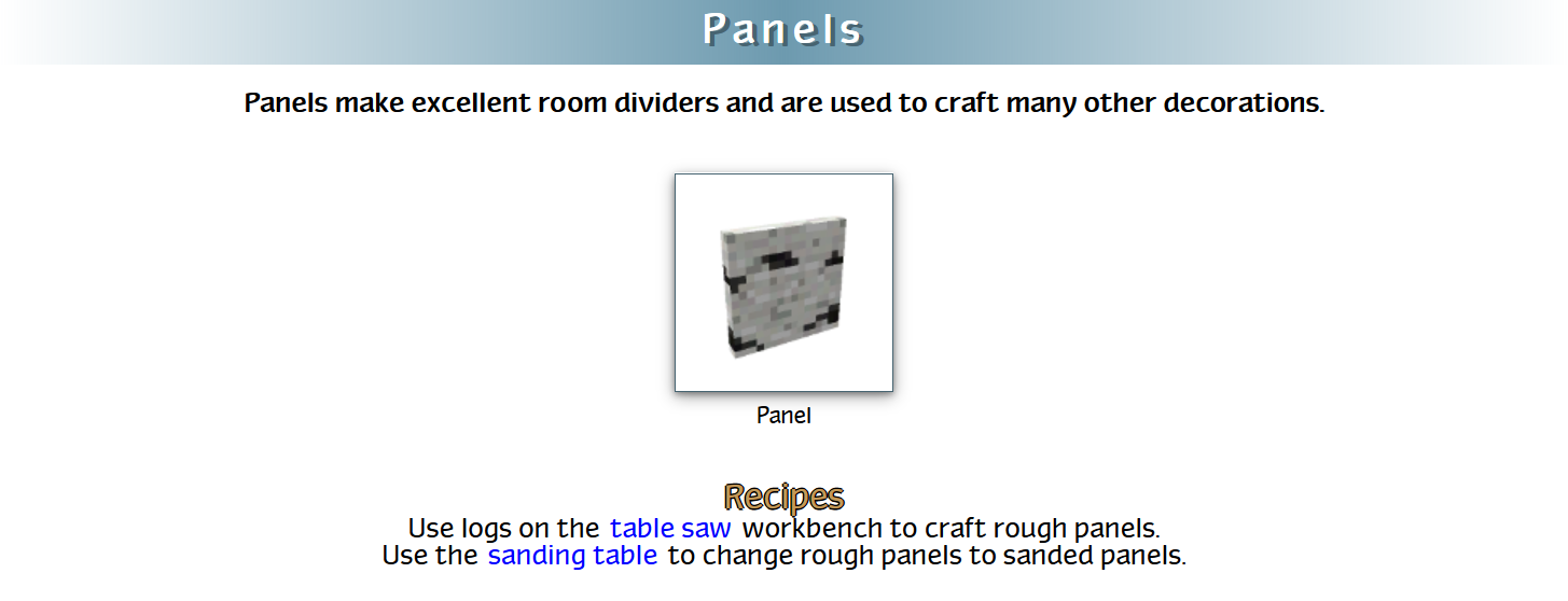 RealWorld Mod Crafting Recipes 48