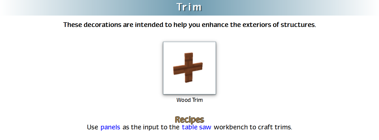 RealWorld Mod Crafting Recipes 58