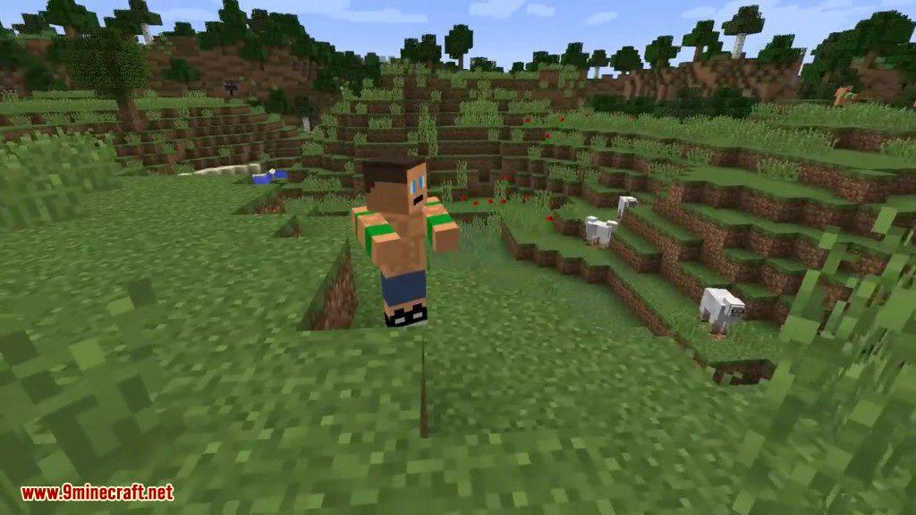 Rideable John Cena Mod Screenshots 2