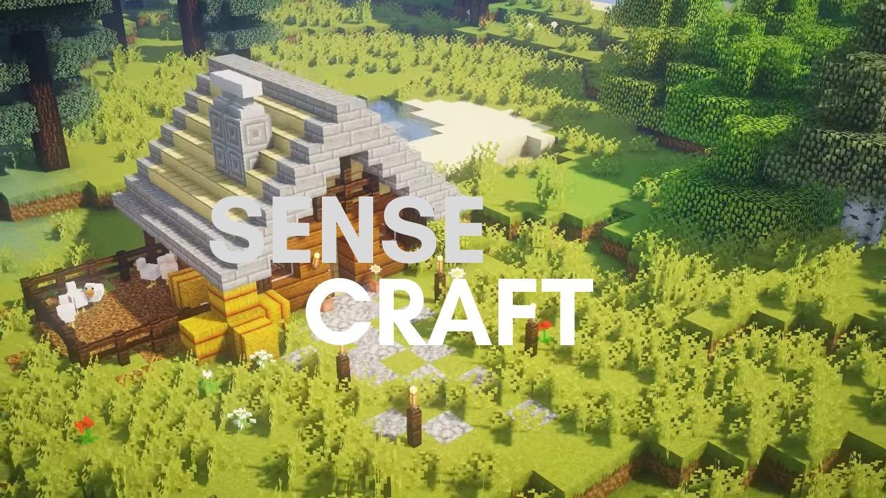 SenseCraft Resource Pack