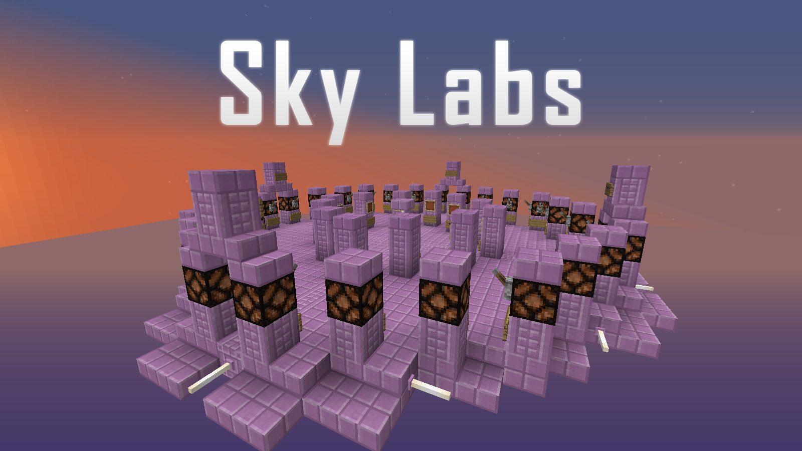 Sky Labs Map Thumbnail