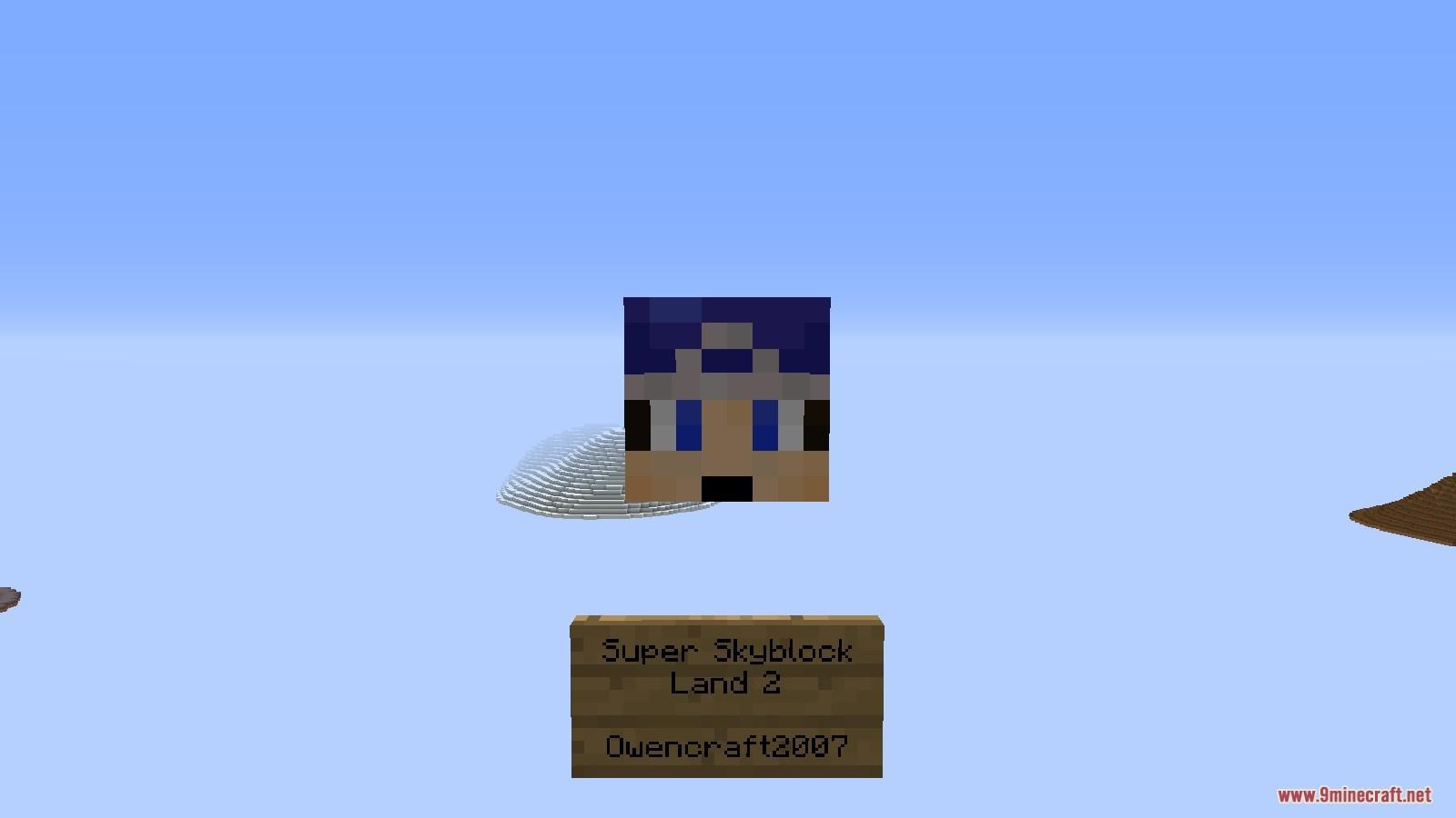 Super Skyblock Land 2 Map Screenshots (1)