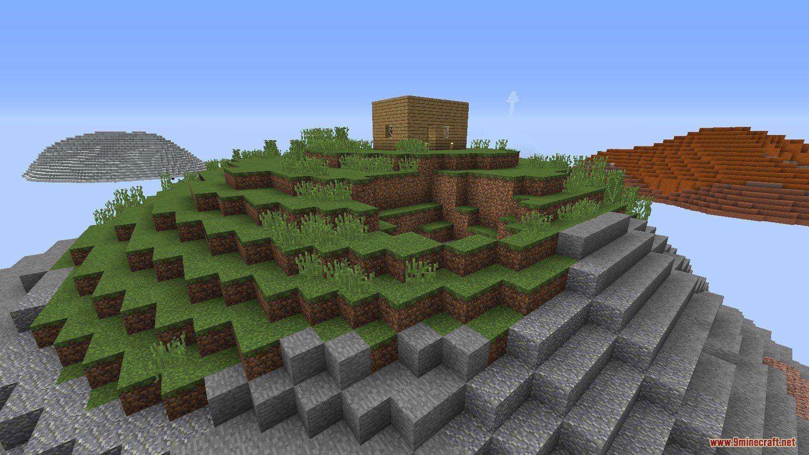 Super Skyblock Land 2 Map Screenshots (2)