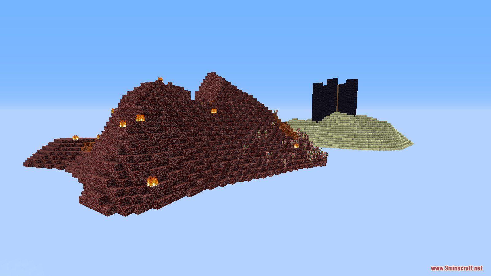 Super Skyblock Land 2 Map Screenshots (5)