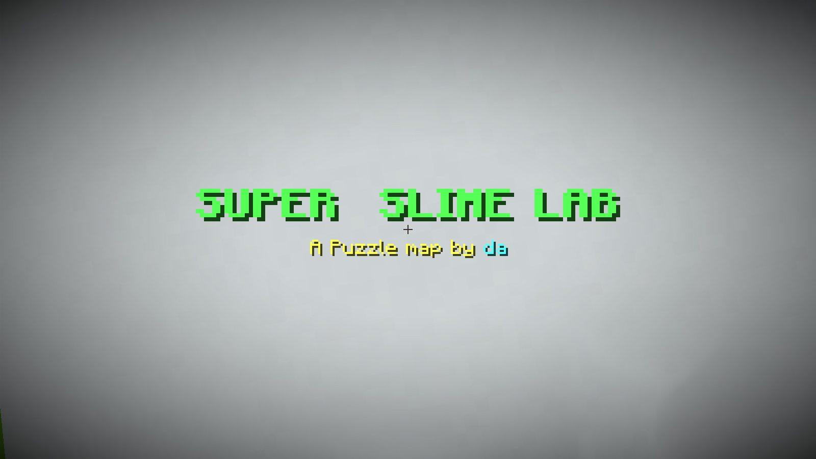 Super Slime Lab Map Thumbnail