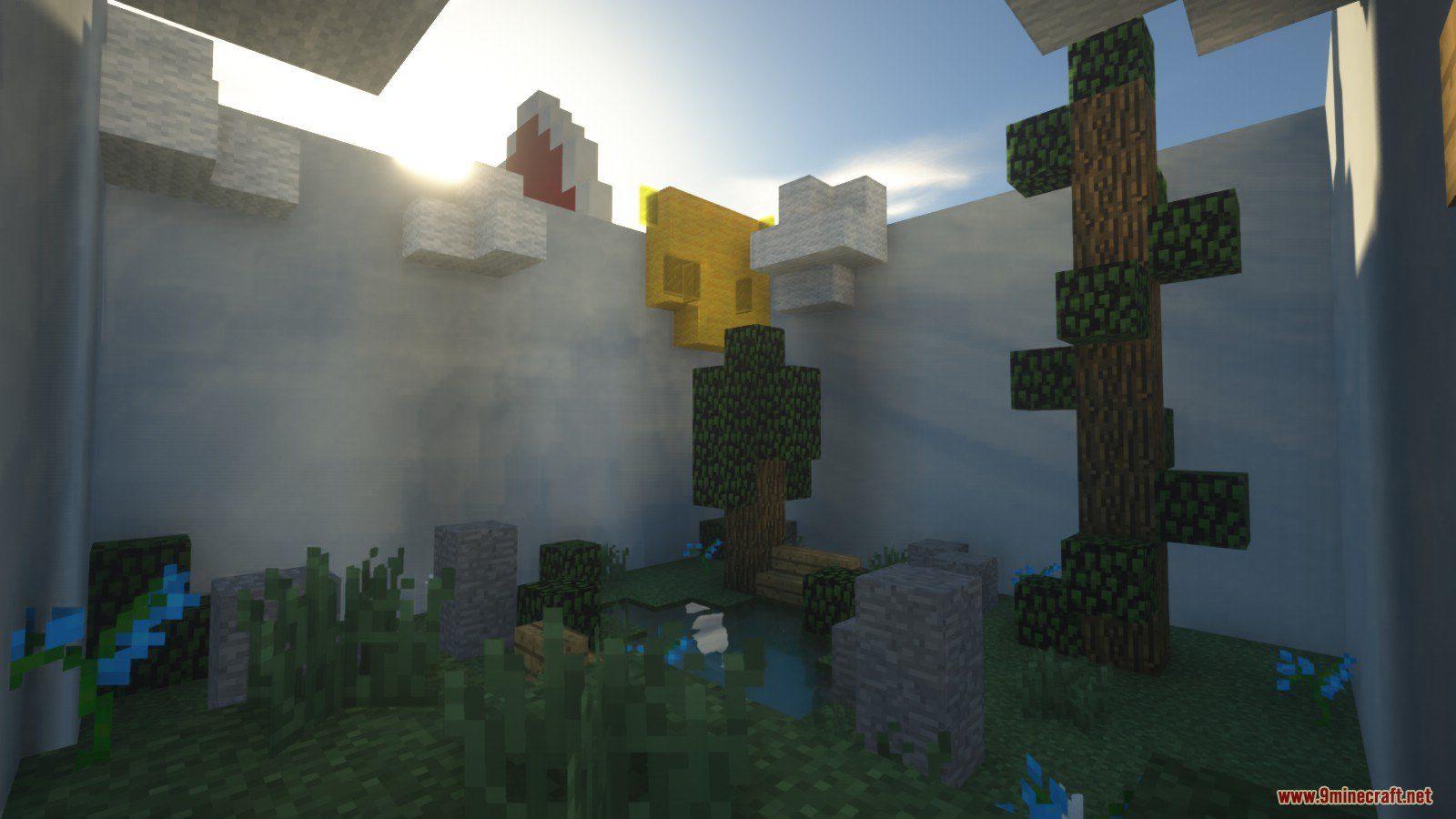 UltiCraft Adventure Map Screenshots (1)