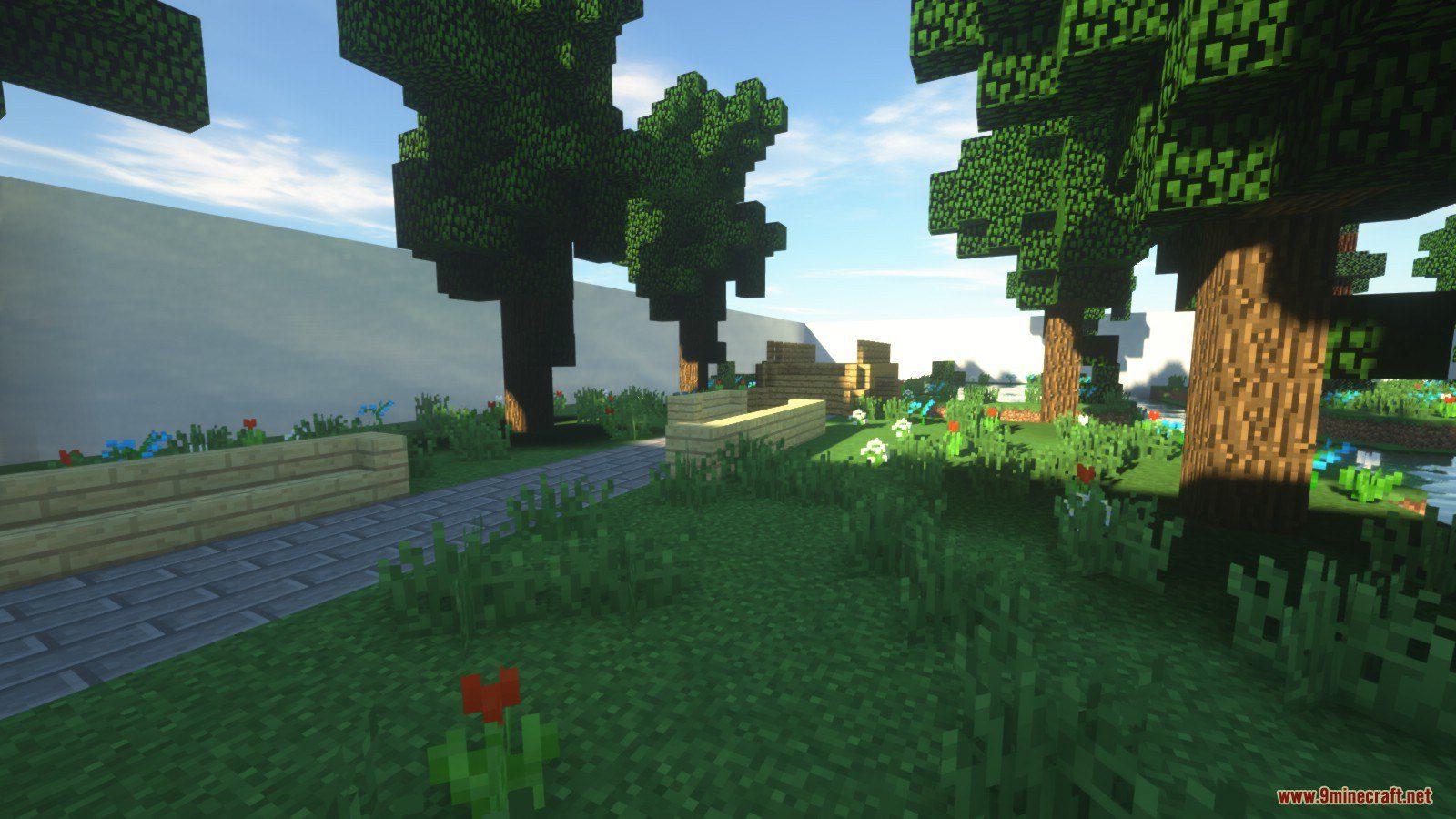 UltiCraft Adventure Map Screenshots (10)