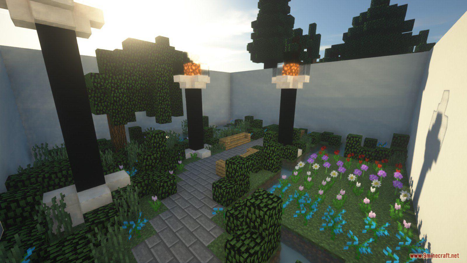 UltiCraft Adventure Map Screenshots (3)