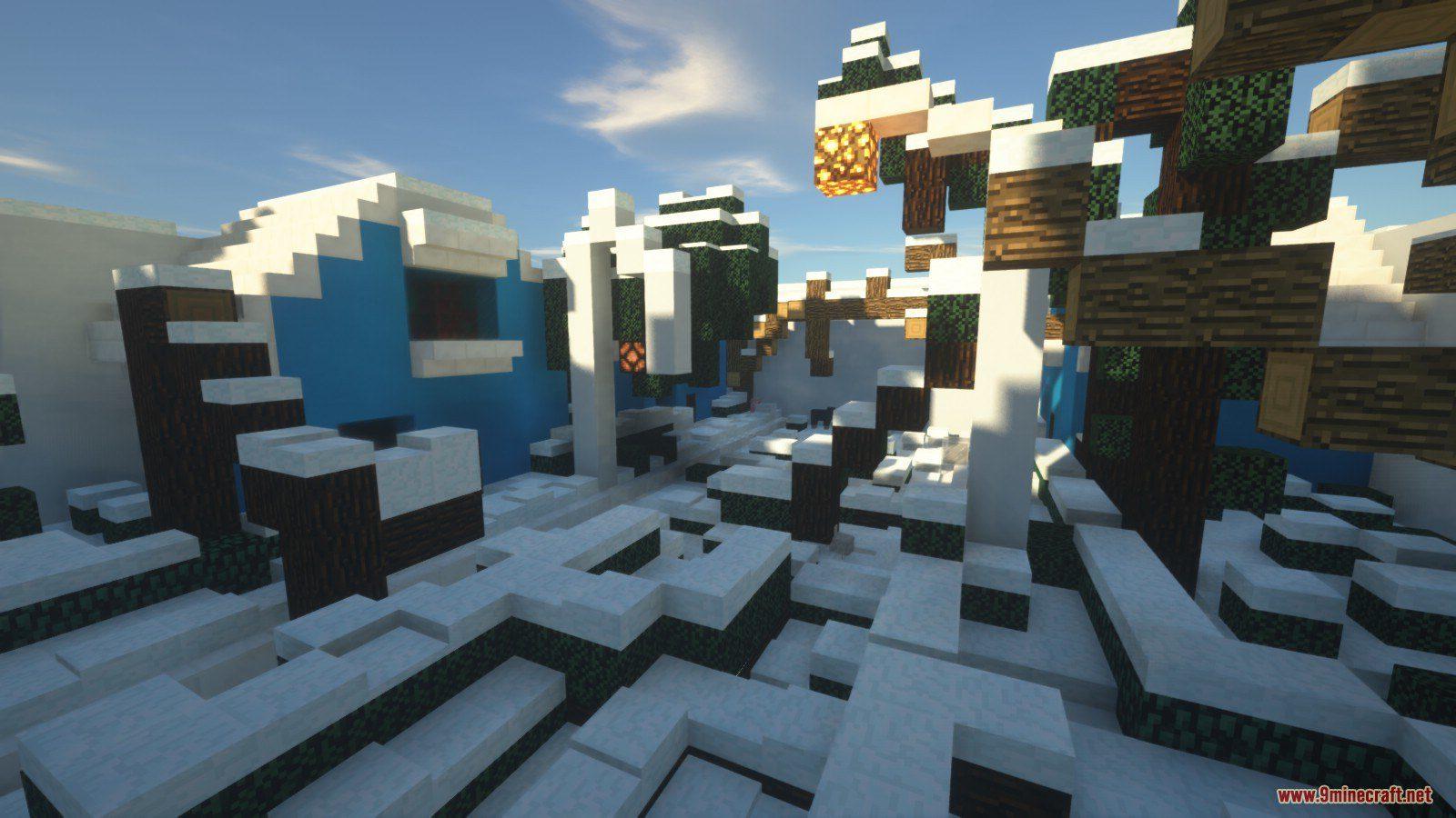UltiCraft Adventure Map Screenshots (4)