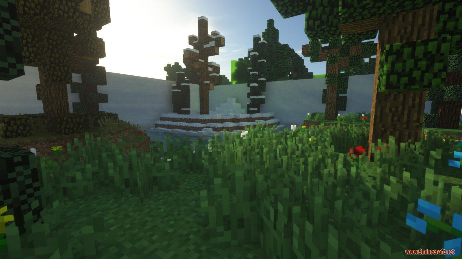 UltiCraft Adventure Map Screenshots (5)