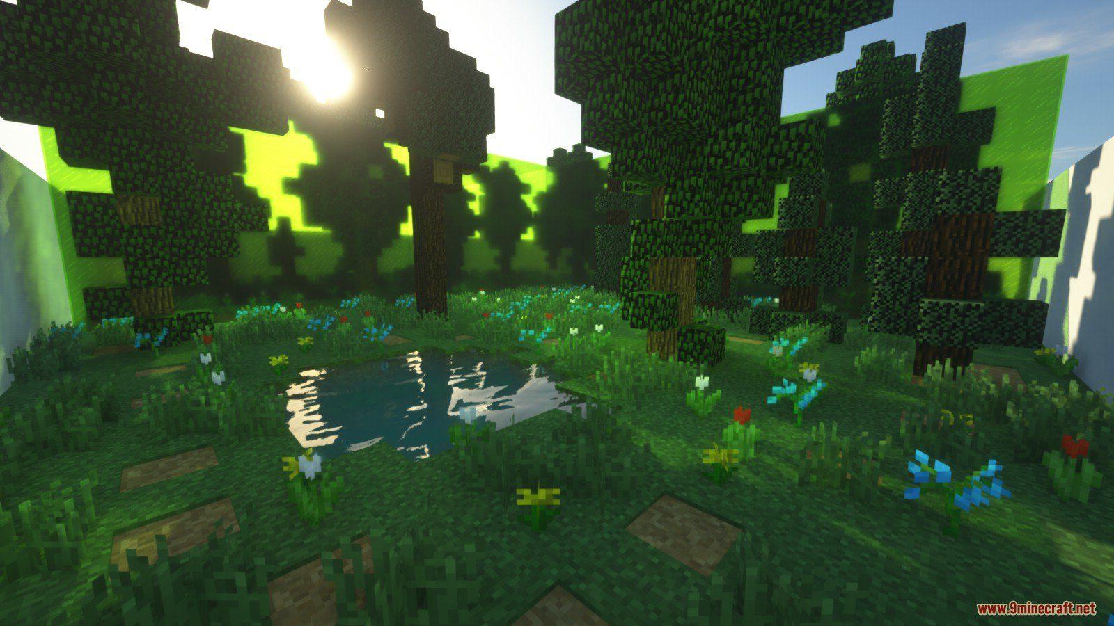 UltiCraft Adventure Map Screenshots (8)