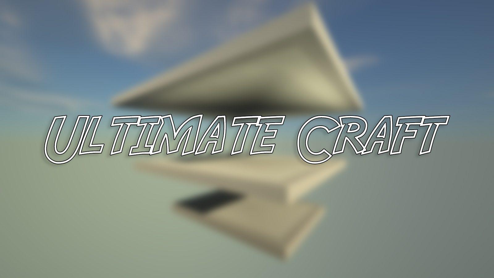 UltiCraft Adventure Map Thumbnail