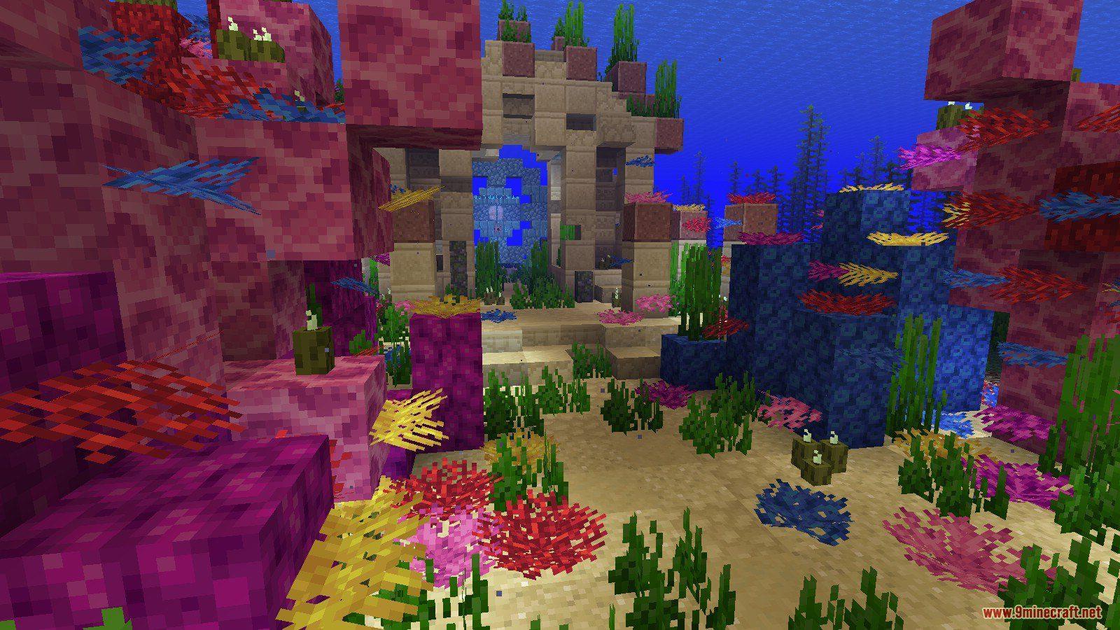 Unfair Ocean Map Screenshots (9)