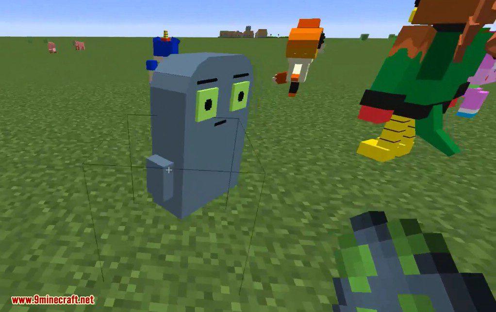 Unikitty's Minecraft Adventure Mod Screenshots 10