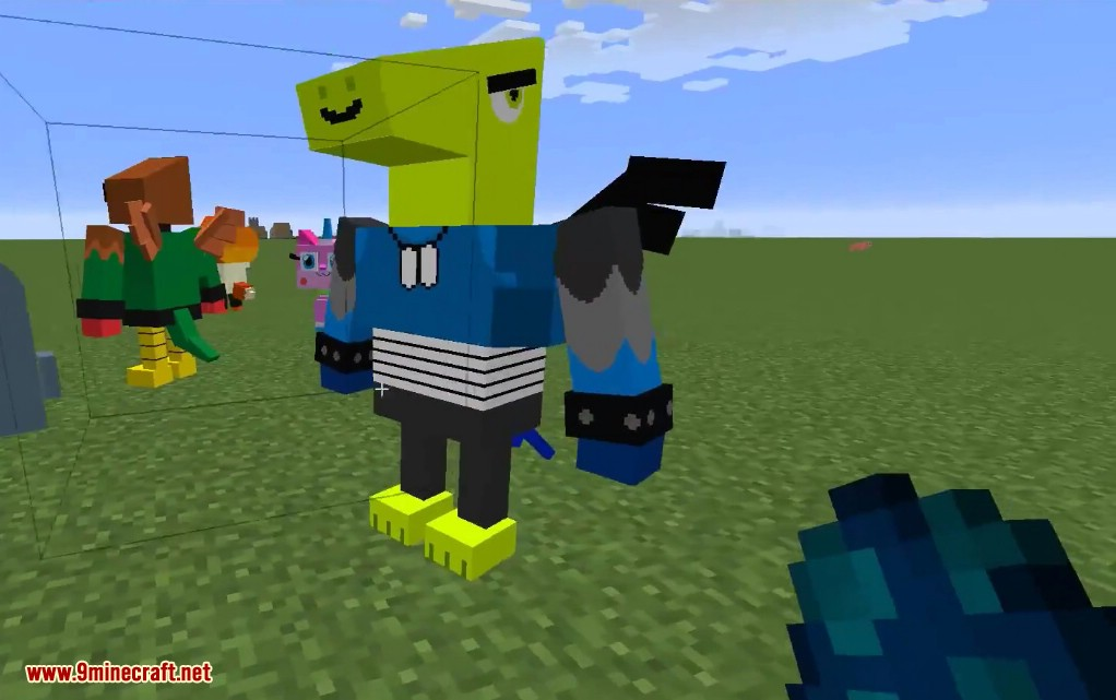Unikitty's Minecraft Adventure Mod Screenshots 11