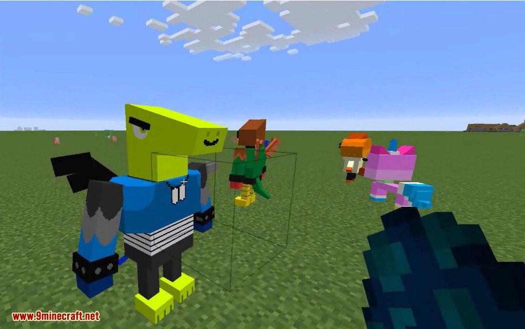 Unikitty's Minecraft Adventure Mod Screenshots 12