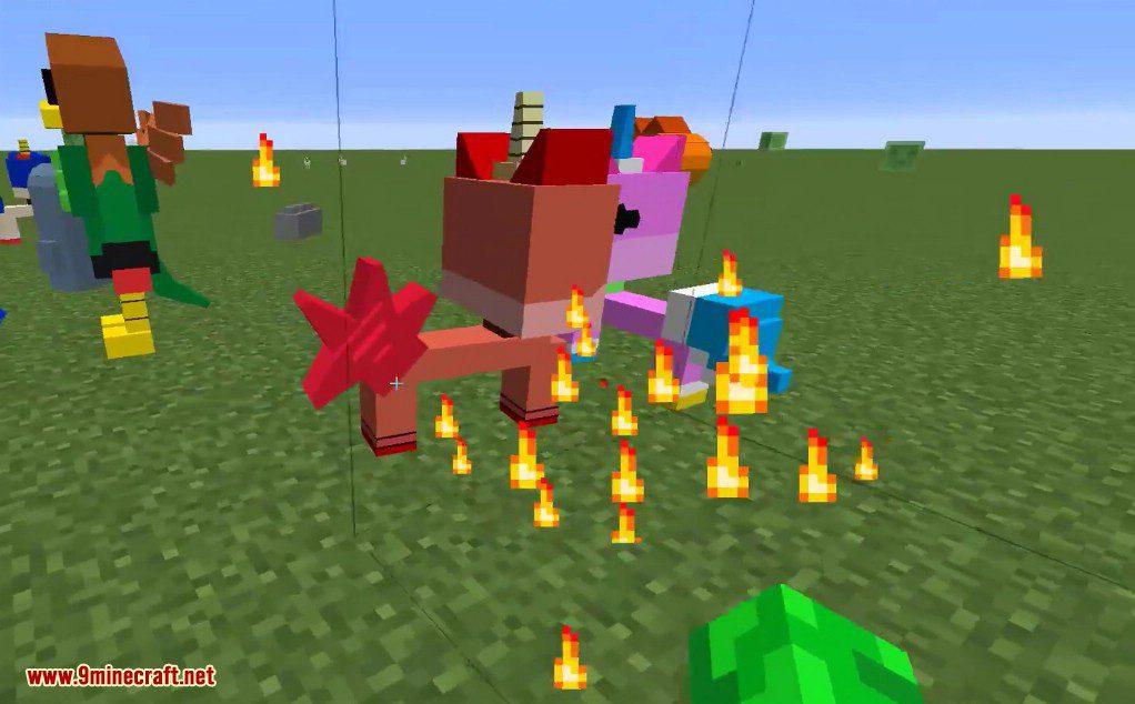 Unikitty's Minecraft Adventure Mod Screenshots 14