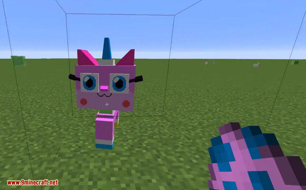 Unikitty's Minecraft Adventure Mod Screenshots 2