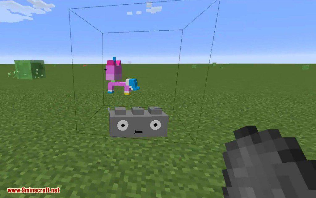 Unikitty's Minecraft Adventure Mod Screenshots 3
