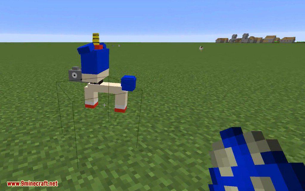 Unikitty's Minecraft Adventure Mod Screenshots 4