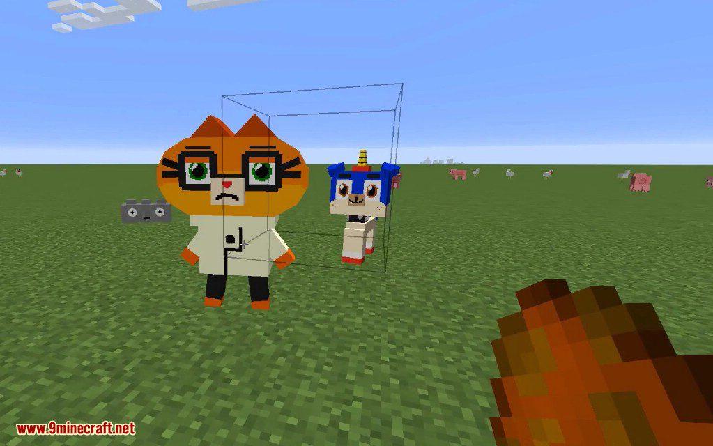 Unikitty's Minecraft Adventure Mod Screenshots 6