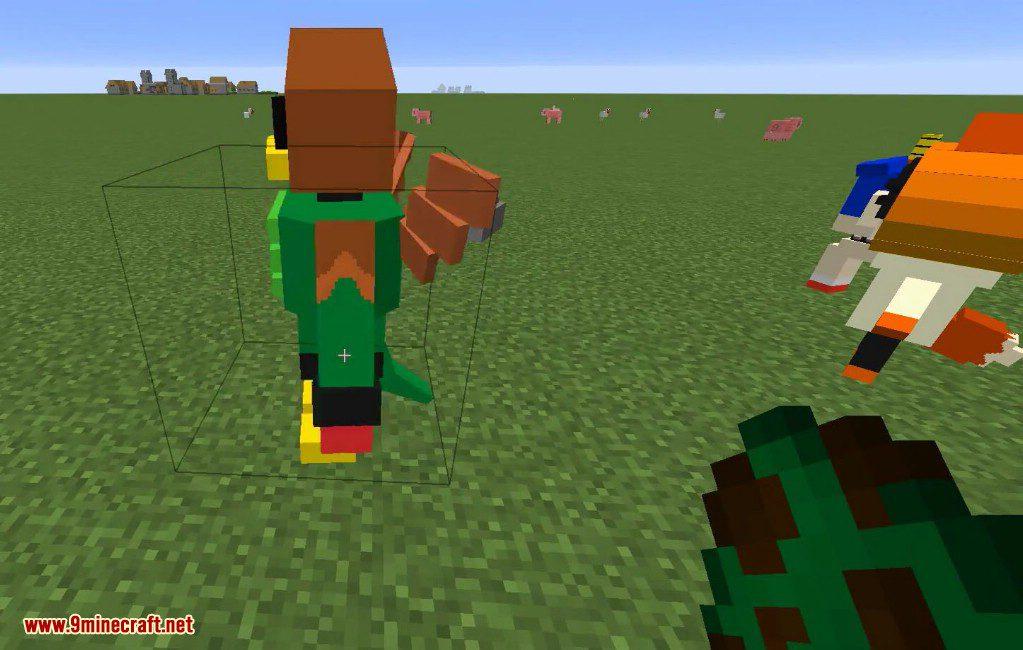 Unikitty's Minecraft Adventure Mod Screenshots 8