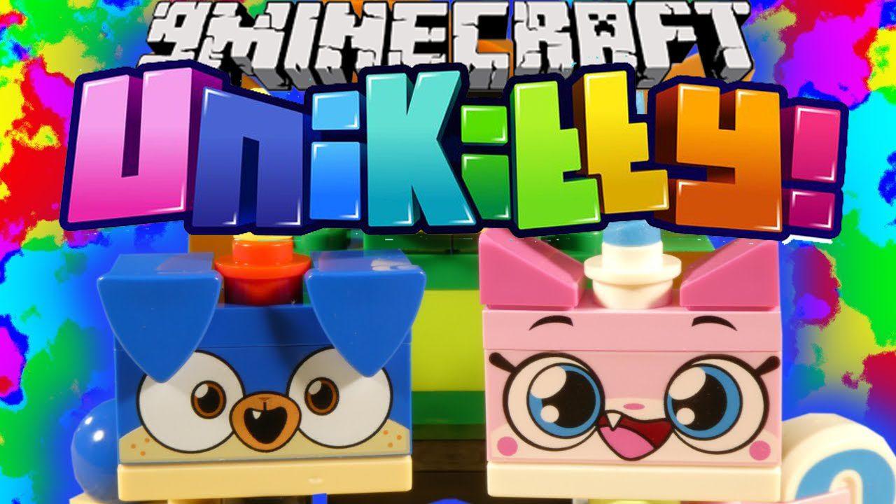 Unikitty's Minecraft Adventure Mod