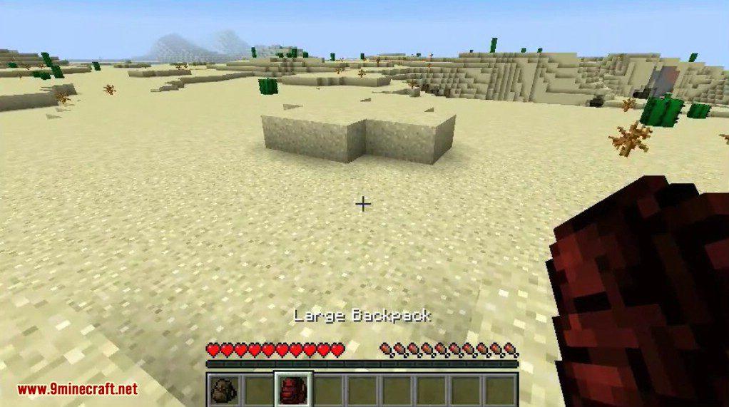 Useful Backpacks Mod Screenshots 6