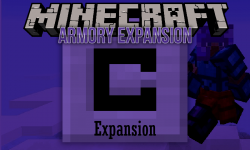 Armory Expansion mod for minecraft logo