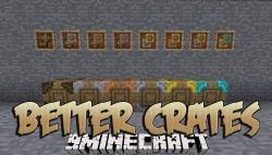 Better Crates Mod