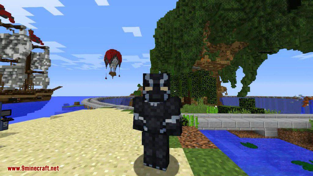 Black Panther Mod Screenshots 10