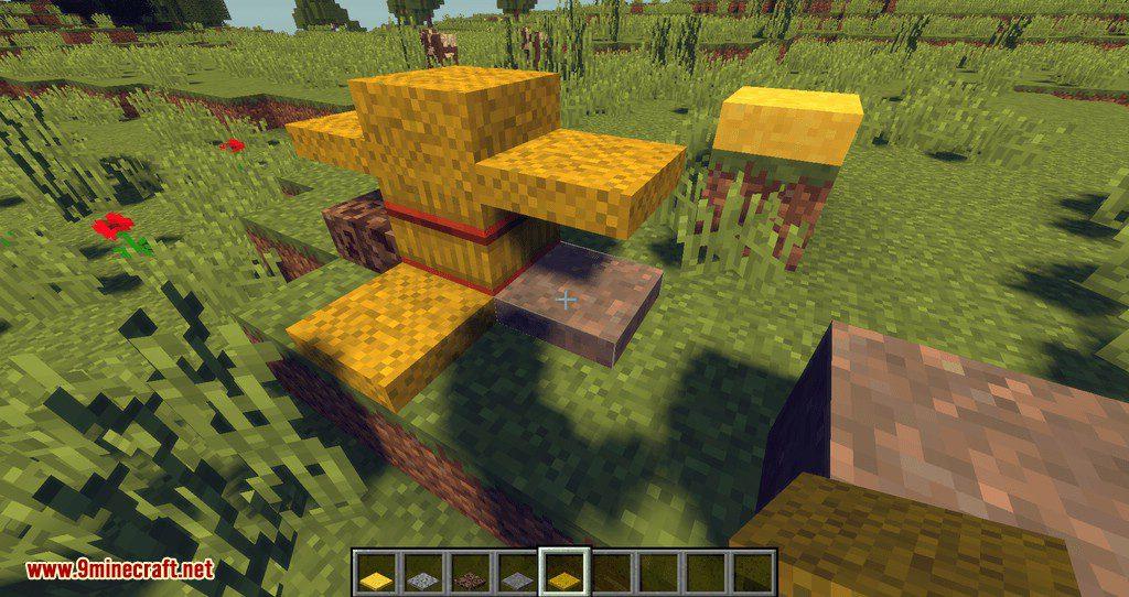 Block Layering mod for minecraft 06