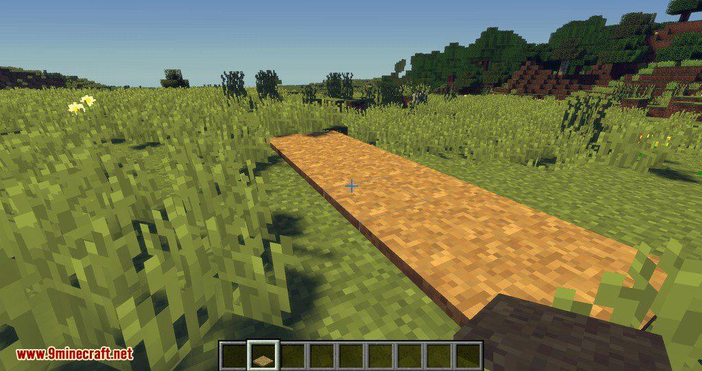 Block Layering mod for minecraft 07