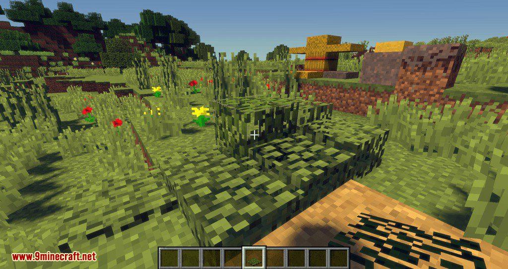 Block Layering mod for minecraft 08