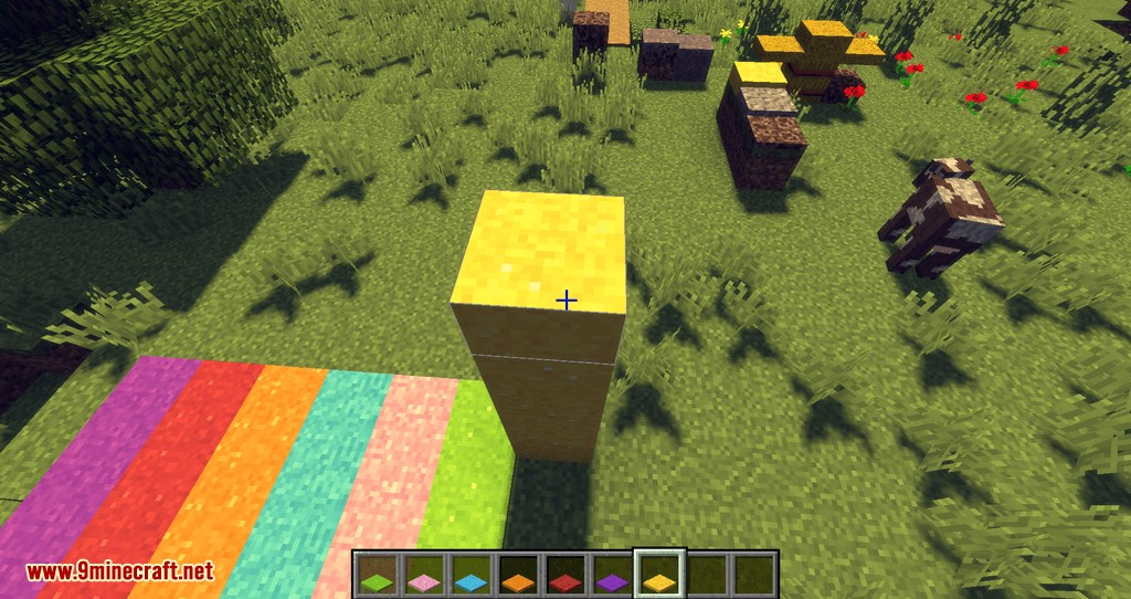 Block Layering mod for minecraft 11