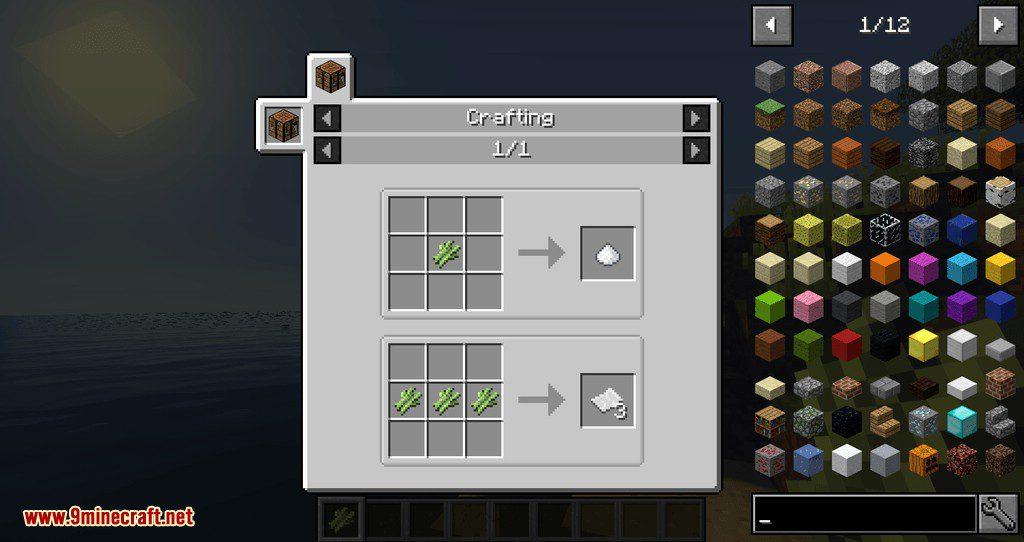 Configurable Cane mod for minecraft 04